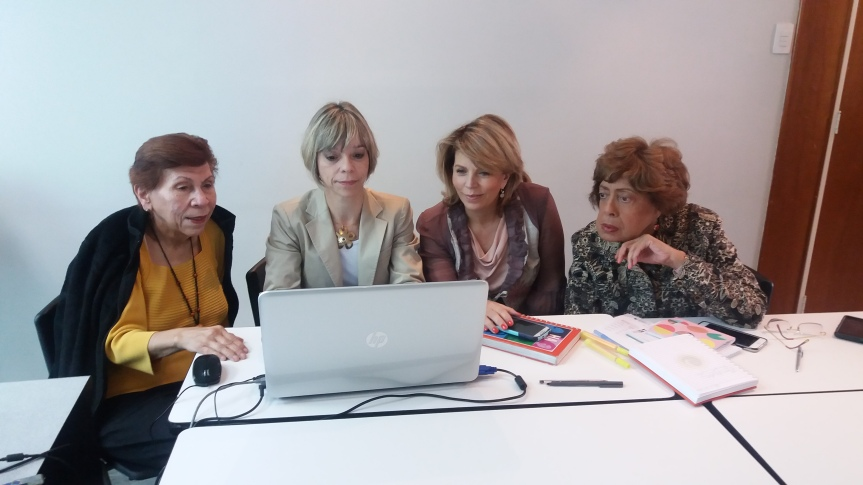 Mujeres planifican proyecto de plataforma de organizaciones de la sociedadcivil